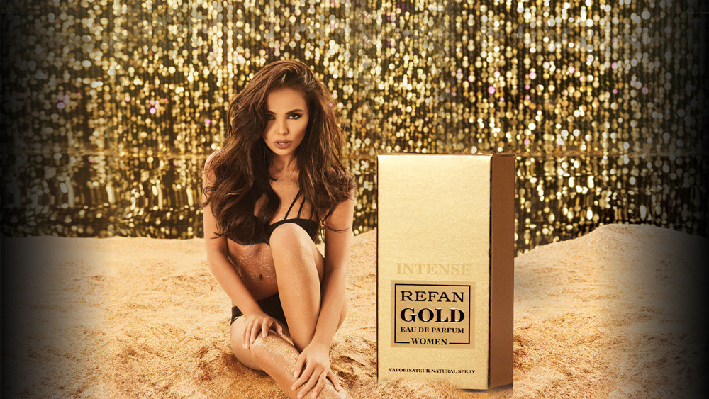 INTENSE REFAN GOLD EAU DE PARFUM - WOMEN