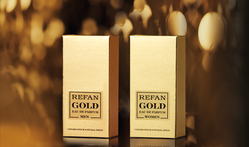 REFAN GOLD COLLECTION