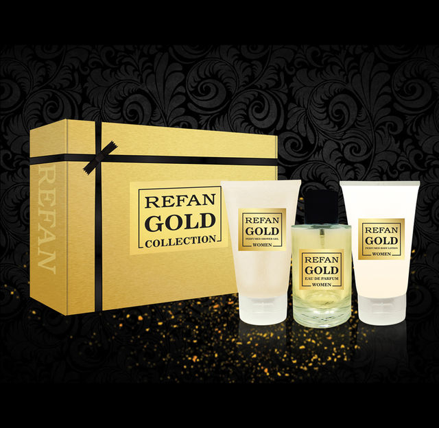 """Мис Великобритания"" се влюби в REFAN GOLD COLLECTION"