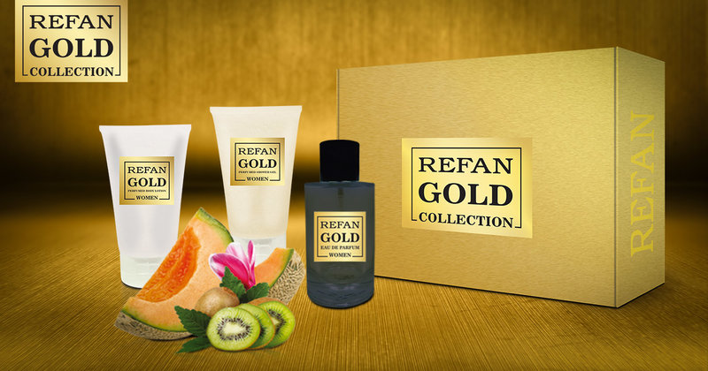 Комплект REFAN GOLD COLLECTION WOMEN 126