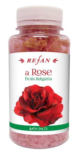 Соли за вана A Rose from Bulgaria