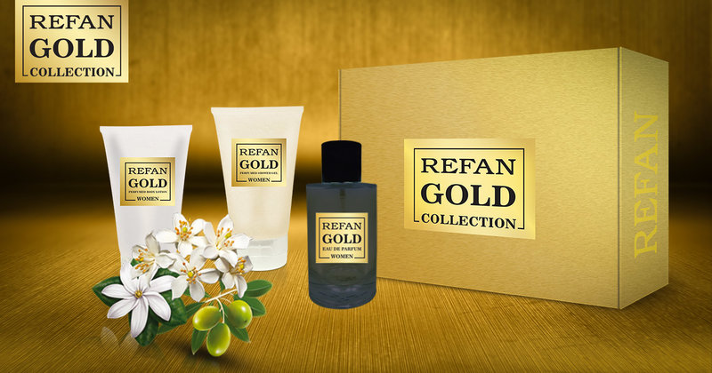 Комплект REFAN GOLD COLLECTION WOMEN 192