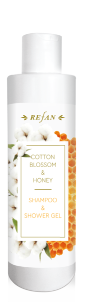 Cotton Blossom&Honey shampoo and shower gel