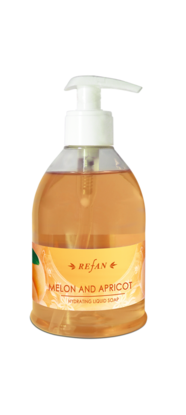 Течен сапун Melon and apricot