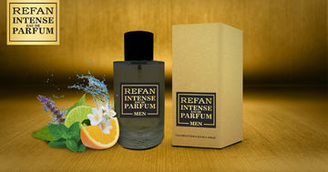 REFAN INTENSE eau de PARFUM MEN 407 - 100 мл