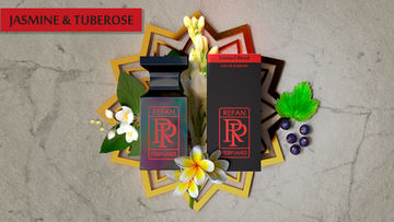 LIMITED BLEND JASMINE & TUBEROSE by REFAN