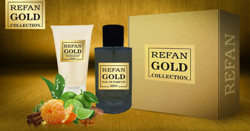 Комплект REFAN GOLD COLLECTION MEN 214