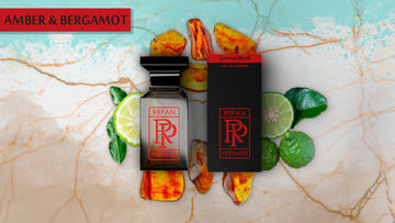 LIMITED BLEND AMBER & BERGAMOT by REFAN