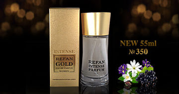 REFAN INTENSE GOLD EAU DE PARFUM - WOMEN 350