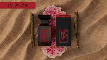 SANDY ROSE by REFAN eau de parfum