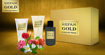 Комплект REFAN GOLD COLLECTION WOMEN 155