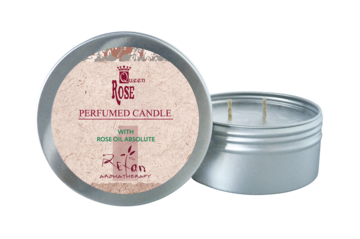 perfumed candle Queen Rose