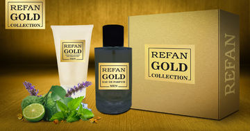 Комплект REFAN GOLD COLLECTION MEN 420