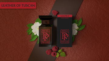 LEATHER OF TUSCAN by REFAN eau de parfum