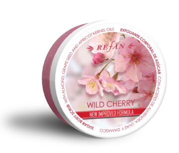 Wild Cherry Ексфолиант за тяло