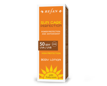 "Лосион за тяло SPF 50 UVА/UVВ  ""SUN CARE PERFECTION"""