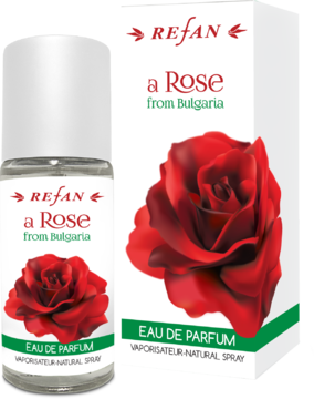 "Парфюмна вода ""A Rose from Bulgaria"" REFAN"