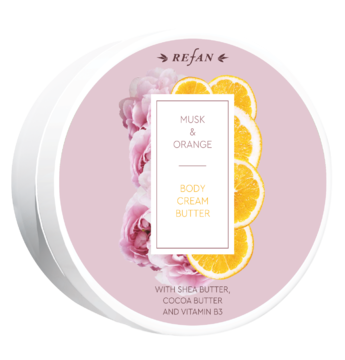 Musk&Orange body cream