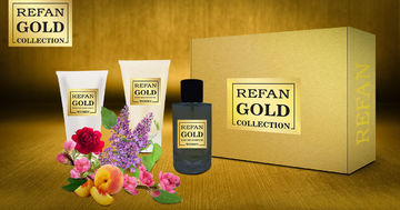 Комплект REFAN GOLD COLLECTION WOMEN 191