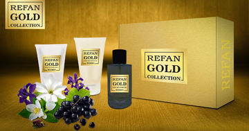 Комплект REFAN GOLD COLLECTION WOMEN 350
