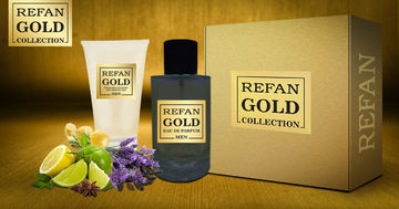 Комплект REFAN GOLD COLLECTION MEN 251