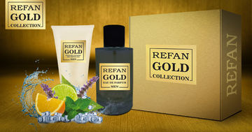 Комплект REFAN GOLD COLLECTION MEN 407