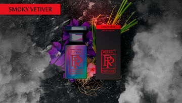 LIMITED BLEND SMOKY VETIVER by REFAN