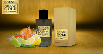 INTENSE REFAN GOLD EAU DE PARFUM - MEN 226