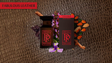 FABULOUS LEATHER by REFAN eau de parfum