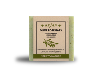 Билков сапун OLIVE ROSEMARY - STEP TO NATURE - AROMATHERAPY