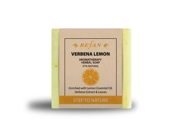 Билков сапун VERBENA LEMON - STEP TO NATURE - AROMATHERAPY