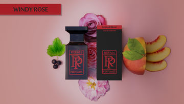 WINDY ROSE by REFAN eau de parfum