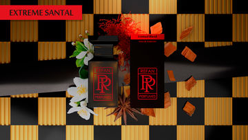 LIMITED BLEND EXTREME SANTAL by REFAN