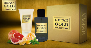 Комплект REFAN GOLD COLLECTION MEN 219