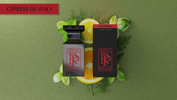 CYPRESS OF ITALY by REFAN eau de parfum