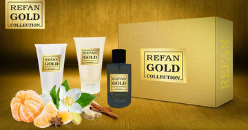 Комплект REFAN GOLD COLLECTION WOMEN 335