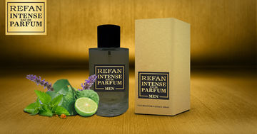 REFAN INTENSE eau de PARFUM MEN 420 - 100 мл